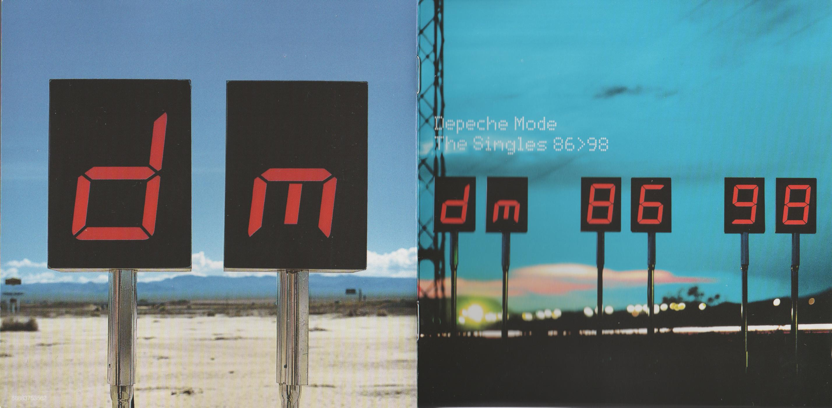 Depeche Mode The Singles 81 98 3cd Box Blog Di