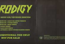 THE PRODIGY – INVADERS MUST DIE/THUNDER REMIXES