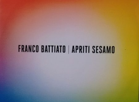 FRANCO BATTIATO – APRITI SESAMO (PROMO FRANCIA)