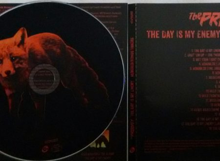 THE PRODIGY – THE DAY IS MY ENEMY REMIXED/BONUS TRACKS