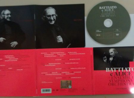 BATTIATO E ALICE + ENSEMBLE SYMPHONY ORCHESTRA – LIVE IN ROMA (DELUXE CD + DVD)