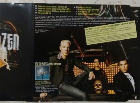 SCOOTER – LASS UNS TANZEN (CDS 5 TR ENH)