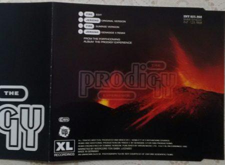 THE PRODIGY – FIRE/JERICHO (CDS 4 TR)