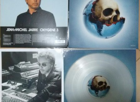 JEAN-MICHEL JARRE – OXYGENE 3 (LP)