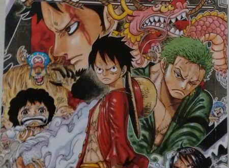 EIICHIRO ODA – ONE PIECE NEW EDITION 69