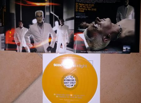 SCOOTER – THE NIGHT (CDS 4TR En)