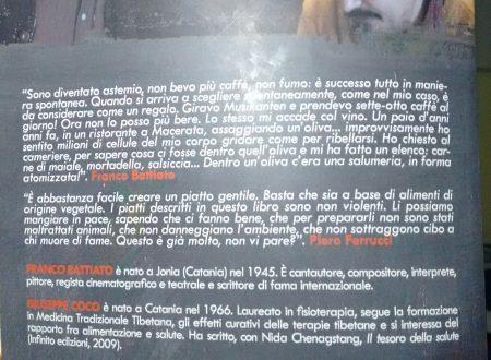 GIUSEPPE COCO E FRANCO BATTIATO – SOWA RIGPA. LA SCIENZA DELLA GUARIGIONE PER UN'ALIMENTAZIONE CONSAPEVOLE