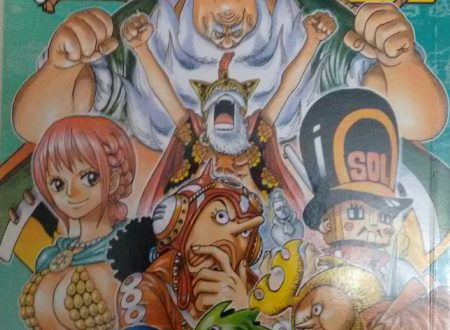 EIICHIRO ODA – ONE PIECE NEW EDITION 72