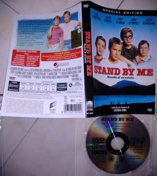 stand by me rob reiner In reiner's superior slice of teen nostalgia, dreyfuss is the now middle-aged writer, looking back at the dear dead days beyond recall when he and a group of.