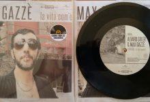MAX GAZZÈ – LA VITA COM'È (VINILE 7″ RECORD STORE DAY 2017)