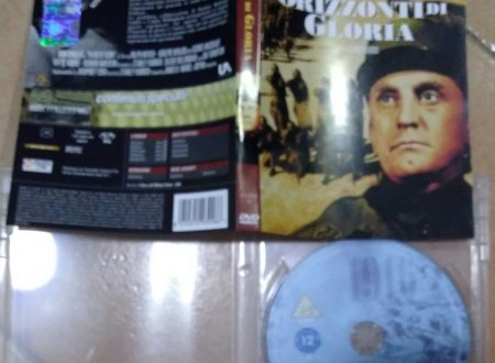 STANLEY KUBRICK – ORIZZONTI DI GLORIA (PATHS OF GLORY)