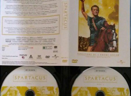 STANLEY KUBRICK – SPARTACUS (SPECIAL EDITION 2DVD)