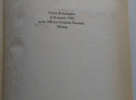 LOUIS-FERDINAND CÉLINE – MORTE A CREDITO (GARZANTI, 1964, I ED)