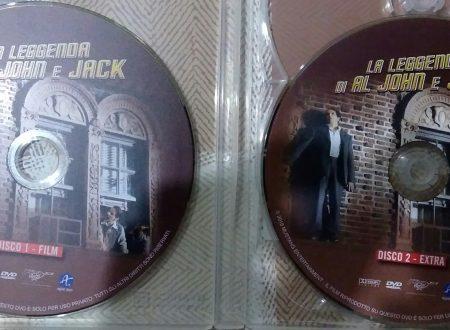 ALDO GIOVANNI E GIACOMO E MASSIMO VENIER – LA LEGGENDA DI AL JOHN E JACK (2 DVD)