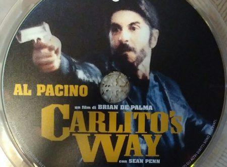 BRIAN DE PALMA – CARLITO'S WAY