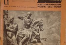LA DIFESA DELLA RAZZA – ANNO II N . 2 – 20 NOVEMBRE XVII