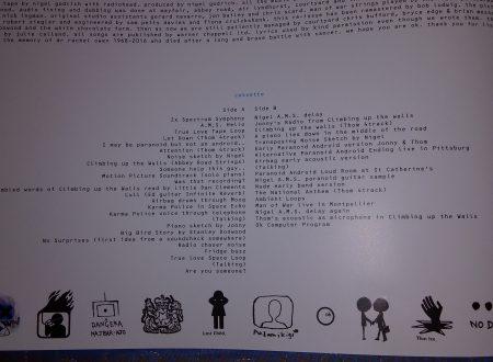 RADIOHEAD – OKNOTOK. OK COMPUTER 1997-2017 (DELUXE BOX)