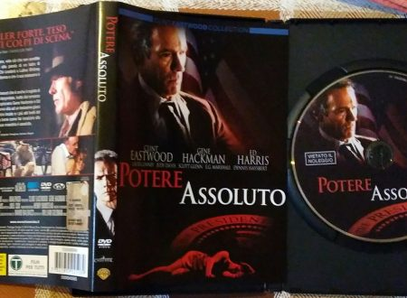 CLINT EASTWOOD – POTERE ASSOLUTO (ABSOLUTE POWER)