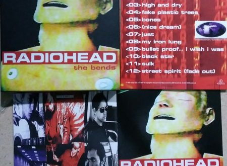 RADIOHEAD – THE BENDS (SPECIAL COLLECTORS EDITION 2 CD + DVD)