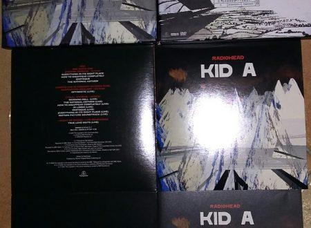 RADIOHEAD – KID A (SPECIAL COLLECTORS EDITION 2 CD + DVD)
