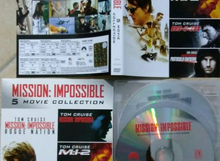 BRIAN DE PALMA – MISSION IMPOSSIBLE