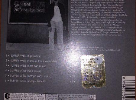 DEPECHE MODE – SUFFER WELL (CDS 6TR)