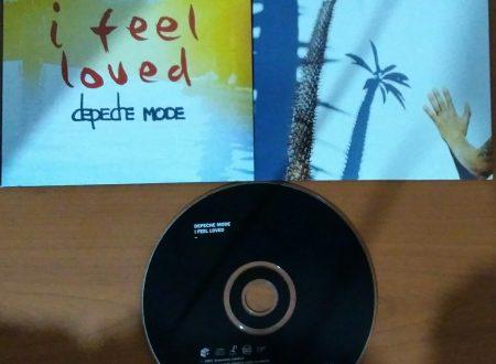 DEPECHE MODE – I FEEL LOVED (CDS 3 TR)