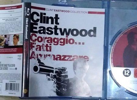 CLINT EASTWOOD – CORAGGIO… FATTI AMMAZZARE (SUDDEN IMPACT)