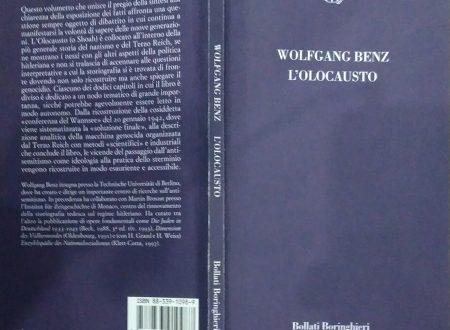 WOLFGANG BENZ – L'OLOCAUSTO