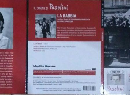PIER PAOLO PASOLINI E GIOVANNINO GUARESCHI – LA RABBIA. UN FILM IN DUE PARTI
