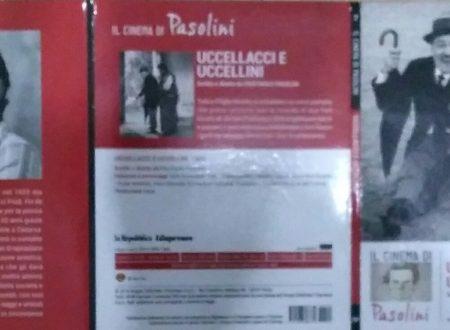 PIER PAOLO PASOLINI – UCCELLACCI E UCCELLINI