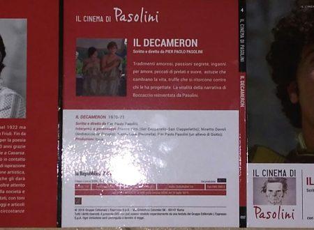 PIER PAOLO PASOLINI – IL DECAMERON