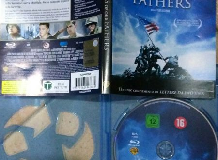 CLINT EASTWOOD – FLAGS OF OUR FATHERS