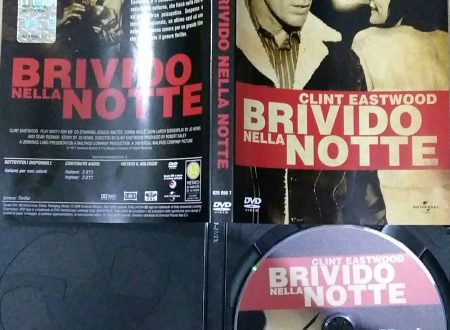 CLINT EASTWOOD – BRIVIDO NELLA NOTTE [PLAY MISTY FOR ME]