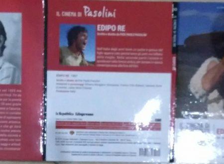 PIER PAOLO PASOLINI – EDIPO RE