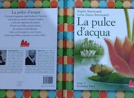 ANGELO BRANDUARDI, LUISA ZAPPA – LA PULCE D'ACQUA