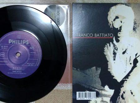 FRANCO BATTIATO – SEMBRAVA UNA SERATA COME TANTE / GENTE (RECORD STORE DAY 2016)