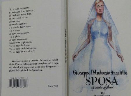 GIUSEPPE D'AMBROSIO ANGELILLO – SPOSA. 29 CANTI D'AMORE