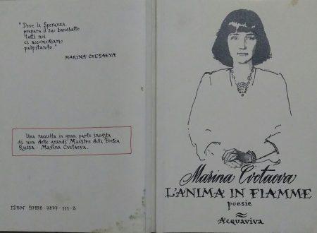 MARINA CVETAEVA – L'ANIMA IN FIAMME