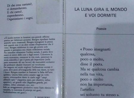 GIUSEPPE D'AMBROSIO ANGELILLO – LA LUNA GIRA IL MONDO E VOI DORMITE