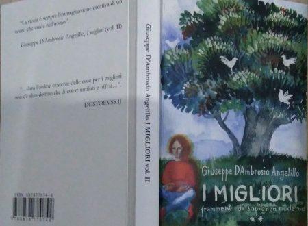 GIUSEPPE D'AMBROSIO ANGELILLO – I MIGLIORI. FRAMMENTI DI SAPIENZA MODERNA. VOLUME II
