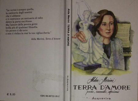 ALDA MERINI – TERRA D'AMORE