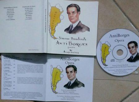 SIMONE BANDIRALI – ANTIBORGES (LIBRO + CD)