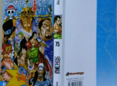EIICHIRO ODA – ONE PIECE NEW EDITION 75