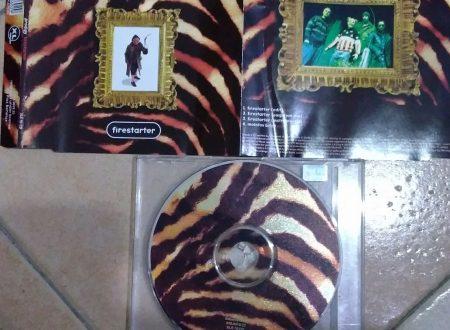 THE PRODIGY – FIRESTARTER (CDS 4 TR)