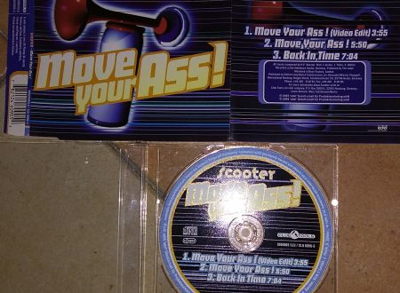 SCOOTER – MOVE YOUR ASS (CDS 3 TR)
