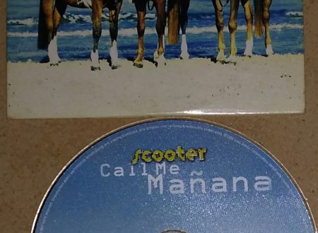 SCOOTER – CALL ME MANANA (CDS 2 TR)
