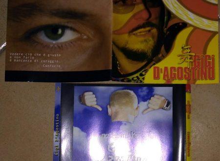 GIGI D'AGOSTINO – L'AMOUR TOUJOURS (CDS 3TR)