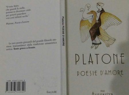 PLATONE – POESIE D'AMORE