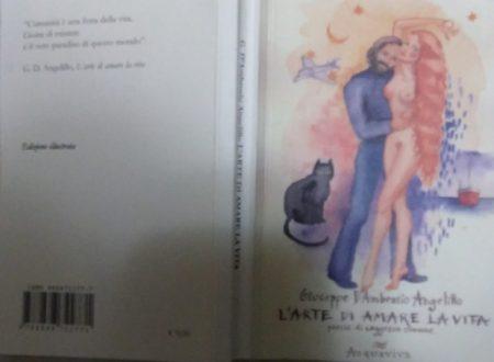 GIUSEPPE D'AMBROSIO ANGELILLO – L'ARTE DI AMARE LA VITA